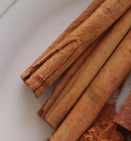 cinnamon and  cholesterol